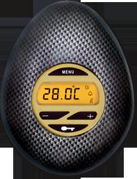 Wasserbett Heizung Carbon Heater Digital